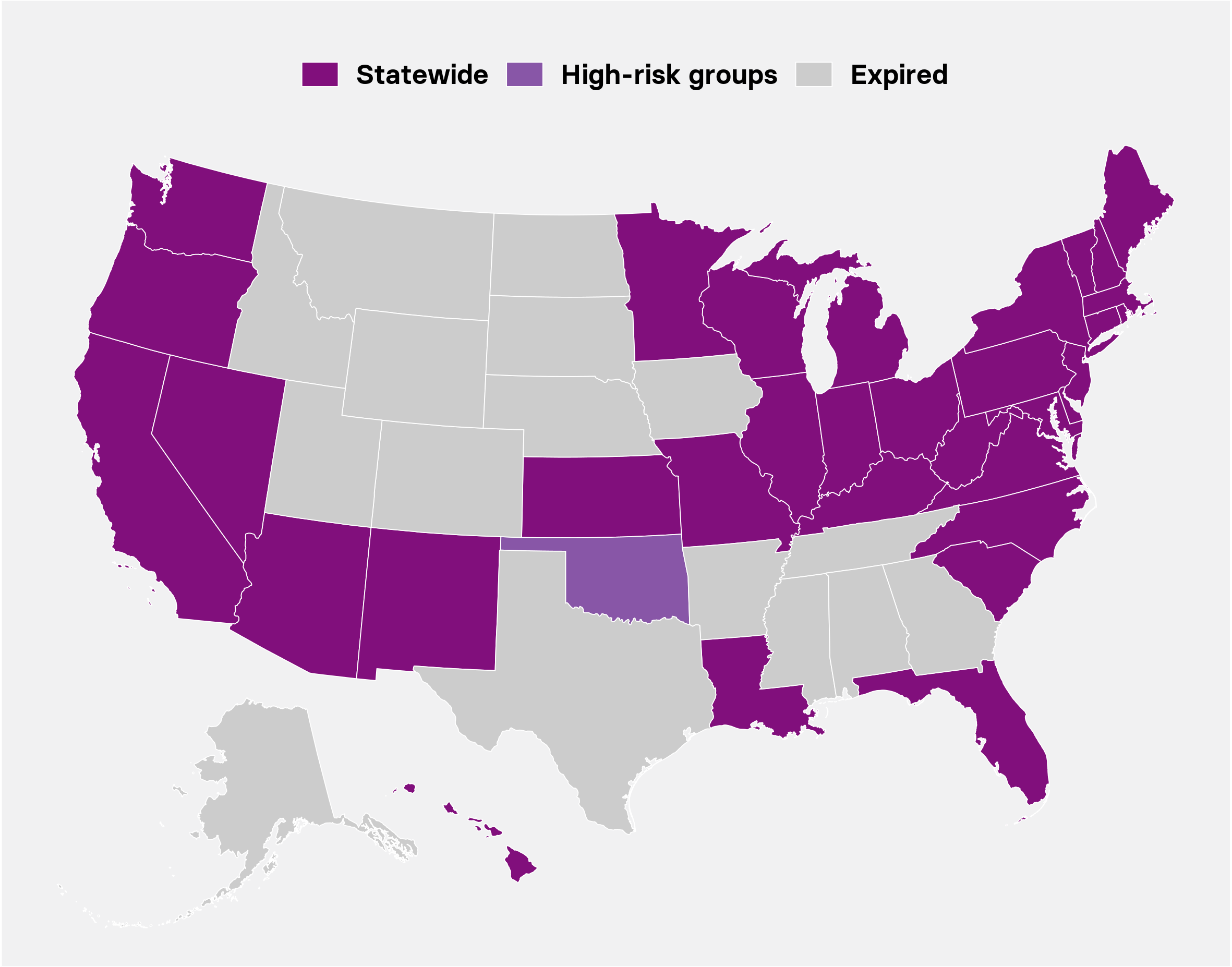 BUZZFEED – These Charts And Maps Show How Each State Is Handling The Coronavirus Crisis